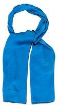 Sonia Rykiel Blue Silk Scarf