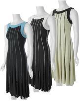 ADI Designs by S Max Women's Sleeveless Knit Dress