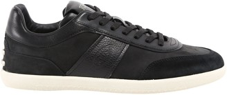 Tod's Lace-Up Low Top Sneakers