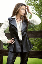 Union of Angels Lexi Faux Leather Vest 3680043525