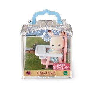 Calico Critters Mini Carry Cases - Assorted Styles
