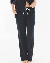 Soma Intimates Pajama Pants Black SH