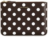 Comme des Garcons 'Polka Dots Printed' purse