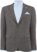 Original Penguin Boiled Wool Soft Tailored Jacket