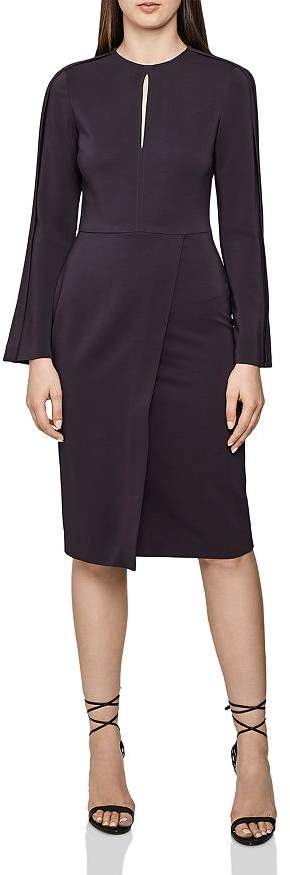 Reiss Anouk Fitted Dress