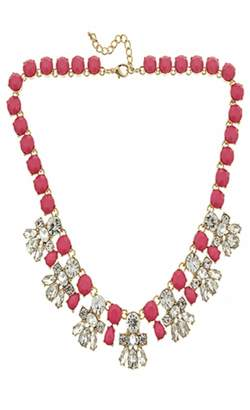 Fornash Bubblegum Pink Necklace