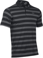 Under Armour Men's Groove Striped Golf Polo