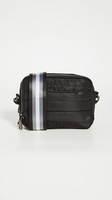 Think Royln Double Zip Crossbody Bag