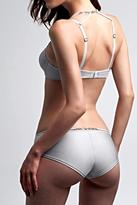Marlies Dekkers Silver Brazilian Brief