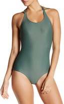 Mikoh Athens Strappy One-Piece Swimsuit