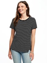 Old Navy EveryWear Relaxed Crew-Neck Tee for Women