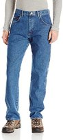 Wrangler Men's Rugged Wear Relaxed Fit Jean