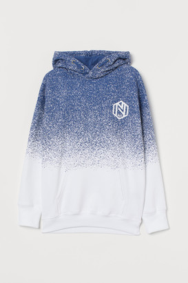 H&M Hoodie with Graphic Print