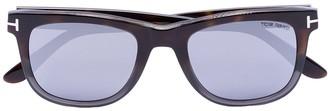 Tom Ford Leo square sunglasses