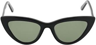 L.G.R Orchid Cat-Eye Acetate Sunglasses