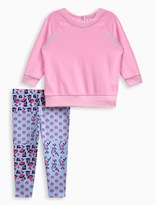 Splendid Baby Girl Whipstitch Pullover Legging