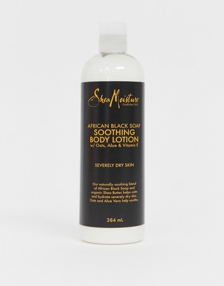 Shea Moisture African Black Soap Soothing Body Lotion 384ml