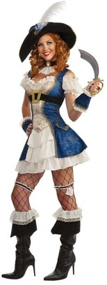 Rubie's Costume Co Rubie's Women's Costume Outfits Image - Bonnie Blue Pirate Costume Set - Women