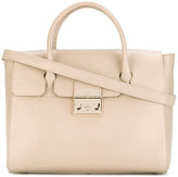 Furla Metropolis satchel - women - Leather - One Size