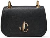 Jimmy Choo Small Grained Leather Varenne Cross Body Bag