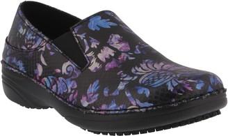 Spring Step Professional Leather Clogs - Manila-Fantasy