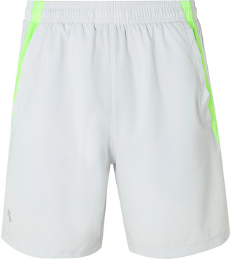 Under Armour Ua Launch Sw Mesh-Panelled Shell Shorts