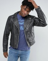 Levis Moto Vintage Leather Jacket