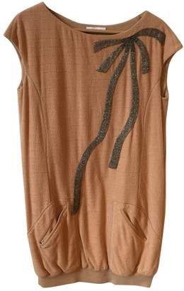 Nina Ricci Orange Dress for Women