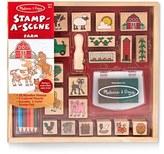 Melissa & Doug Girl's 'Stamp-A-Scene - Farm' Stamp Set