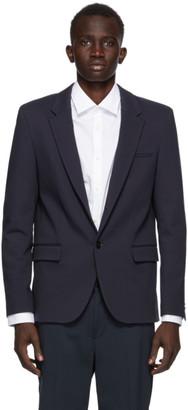 HUGO BOSS Navy Slim Fit Blazer