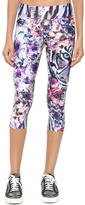 We Are Handsome Chameleon Capri Leggings