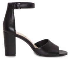Jessica Simpson Sherron Block-Heel Sandals Women's Shoes