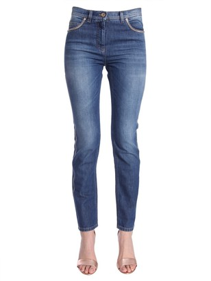Versace Skinny Fit Jeans