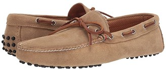 Sperry Gold Cup Handcrafted in Maine 1-Eye Driver (Sand) Men's Shoes