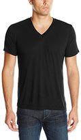 Splendid Mills Men's Jersey V-Neck T-Shirt