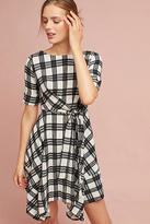 Eva Franco Rienne Plaid Dress