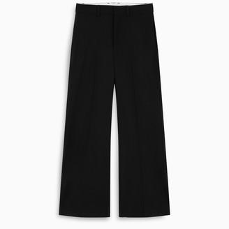 BITE Studios Black wide leg trousers