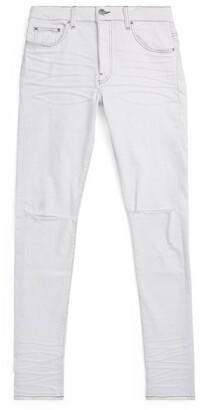 Amiri Skinny Knee-Slash Jeans