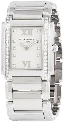 Patek Philippe 2004 pre-owned Twenty 25mm