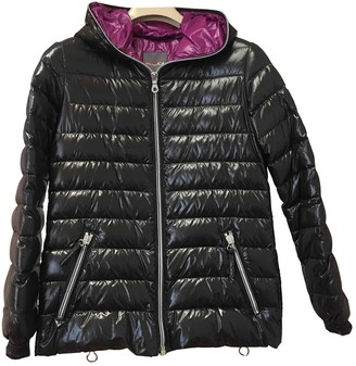 Duvetica Black Coat for Women