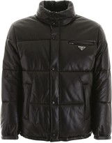 Prada Nappa Puffer Jacket