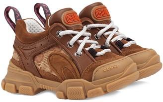 Gucci Kids toddler Flashtrek sneakers
