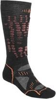 Smartwool PhD Light Ski Socks - Merino Wool, Over the Calf (For Men and Women)