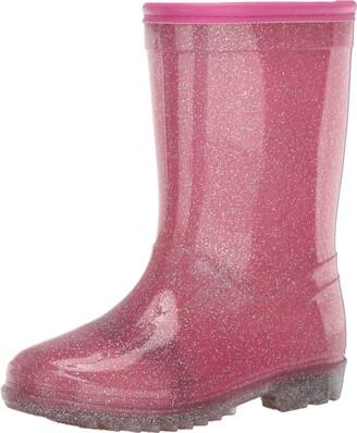 Carter's Girls' Isa Pull-on Rainboot Rain Boot
