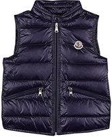 Moncler Quilted Tech-Taffeta Vest