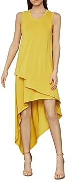 BCBGMAXAZRIA High/Low Jersey Dress