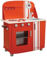 Maxim Red Vintage Kitchen