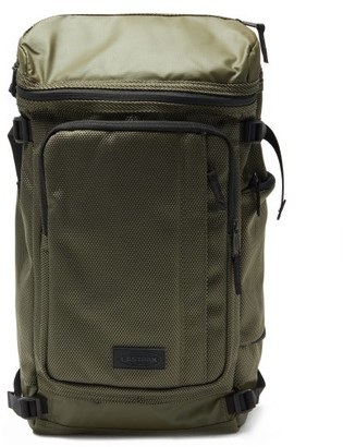 Eastpak Tecum Top Canvas Backpack - Khaki