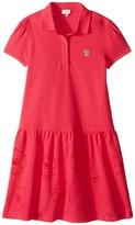 Paul Smith Fuchsia Polo Dress Girl's Dress