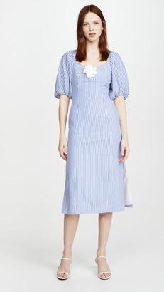 STAUD O'Keefe Dress